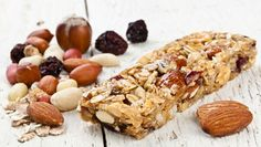 Energy bars you can make at home