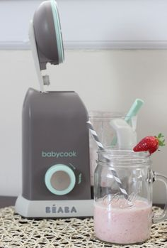 The best way to make smoothies and baby food: BÉABA Babycook Pro