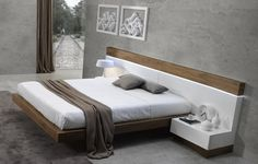 J Spain Modern Bedroom set