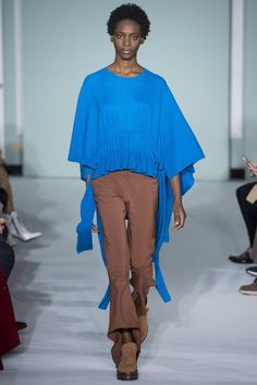 Sies Marjan Fall 2017 Ready-to-Wear Fashion Show - Marie Fofana