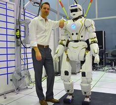 Valkyrie: NASA's Superhero Robot [Space Future: http://futuristicnews.com/category/future-space/ & http://futuristicshop.com/category/space-future-books/ NASA: http://futuristicnews.com/tag/nasa/ Mars in the Future: http://futuristicnews.com/tag/mars/]