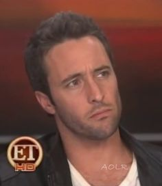 Alex O'Loughlin on ET for Three Rivers – 24 October 2009 | Alex O´Loughlin ~ An Intense Study
