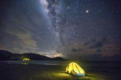 Kudat's pristine night skies offer rare spot to see dazzling celestial display.