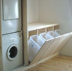 "Exceptional ""laundry room storage diy"" info is readily available on our site. Take a look and you will not be sorry you did. Ikea Laundry, Small Laundry Rooms, Laundry Room Storage, Laundry Room Design, Closet Storage, Bathroom Storage, Kitchen Design, Kitchen Ideas, Bathroom Laundry"