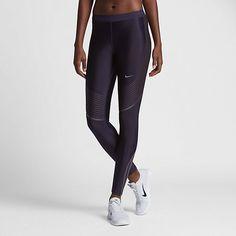Γυναικείο κολάν για τρέξιμο Nike Power Speed Air Zoom, Running Tights, Clearance Sale, Leggings, Workout, Purple, Nov 2016, Jan 2017, Pants