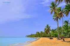 Playa Bonita, Las Terrenas, Dominican Republic
