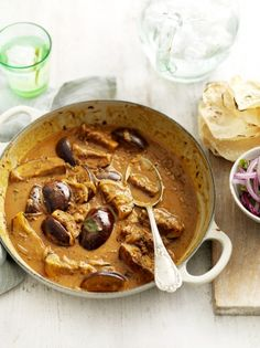 http://www.jamieoliver.com/recipes/vegetables-recipes/spiced-aubergine-amp-coconut-curry/