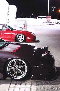 Nissan Silvia, Silvia S13, Nissan 180sx, Japanese Sports Cars, Kart, Car Mods, Drifting Cars, Import Cars, Japan Cars