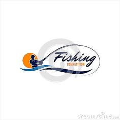 An Unique Fishing Logo great for any purpose!