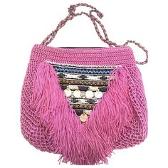 Buy your cloth handbag ELLIOT MANN on Vestiaire Collective, the luxury consignment store online. Second-hand Cloth handbag ELLIOT MANN Pink in Cloth available. Luxury Consignment, Shoulder Bag, Pink, Bags, Stuff To Buy, Clothes, Collection, Fashion, Linen Fabric