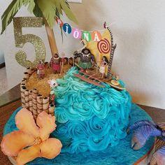 Moana Birthday Cakes | POPSUGAR Moms