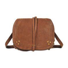 JÉRÔME DREYFUSS Nestor In Goatskin. #jérômedreyfuss #bags #leather #