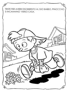 Pinocchio Story Card Making - Preschool Children Akctivitiys preschool story coloring pages, preschool story card making, preschool pinokyo tale, pinokyo tale coloring pages Disney Pixar, Disney Characters, Fictional Characters, Princesas Disney, Pre School, Preschool Activities, Coloring Pages, Fairy Tales, Minnie Mouse