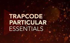 Trapcode Particular Essentials on Vimeo