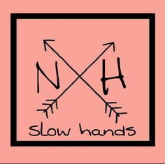 Niall Horan Slow hands❤ I decided make this I hope will you like it!