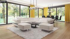 PROIECT CD-1021 « Firmă de construcții case Casa Top, Outdoor Furniture Sets, Outdoor Decor, Modern House Design, New Homes, Couch, Home Decor, Plush, Cooking