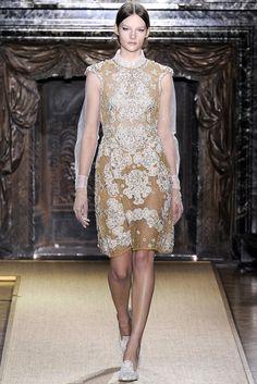 Valentino Spring 2012 Couture Fashion Show - Sara Blomqvist