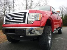 vintage red ford truck for sale good for parts or for someone working on a beautiful vintage ford truck phone - Red Ford F150 Lifted