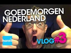 Goedemorgen Nederland Vlog 3 - HansD - delen - pieten discussie - weg - ...