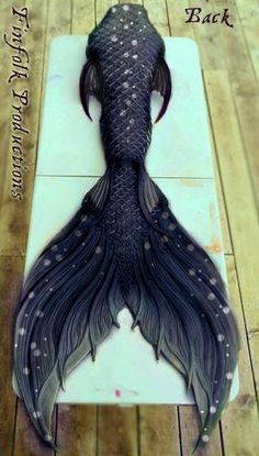 silicone mermaid tails merbella >> I'd love this as my siren tail! Siren Mermaid, Mermaid Tale, Black Mermaid, The Little Mermaid, Real Mermaids, Mermaids And Mermen, Fantasy Mermaids, Fantasy Creatures, Mythical Creatures