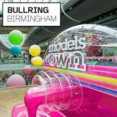 Our beautiful NEW #Birmingham #Bottleshop is NOW OPEN at @Bullring! xx #modelsown