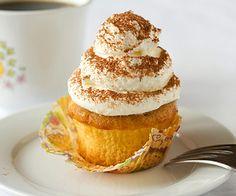 ...Tiramisu Cupcakes | Brown Eyed Baker