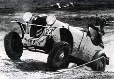 Allard Special - FACT: By the outbreak of war in 1939, twelve Allard Specials had been built between 1937 and 1939.