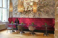 La Boheme Cafe Prague
