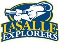 Explorers, La Salle University (Philadelphia, Pennsylvania) Div I, 1st Conf: Atlantic 10  #Explorers #Philadelphia #NCAA (L6131)