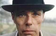 Joseph Beuys by Gerd Ludwig