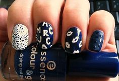 Marc by Marc Jacob nail