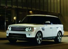 anyone know the hourse power on range rovers??