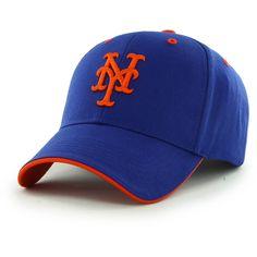 1e500bcd09b New York Mets New York Mets MLB Baseball Cap   Hat - Blue 3