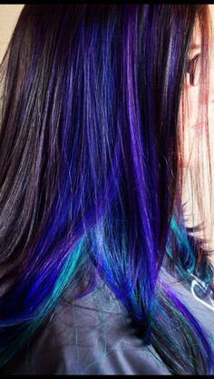 Up Your Color Game with Northern Lights Hair ... →  Hair