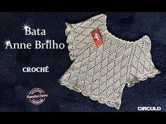 Crochet Summer Dresses, Crochet Skirts, Crochet Clothes, Crochet Jacket, Crochet Blouse, Crochet Top, Knitting Patterns, Crochet Patterns, Crochet Woman