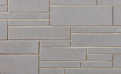 Contempo Nickel by Brampton Brick. Offered in four elemental colors, Contempo brings elegance to modern design, courses with PRP Brick, and and combines easily with Finesse or the gracefully textured Granada for fresh sophistication. Granada, Design Trends, Modern Design, Brick, Texture, Fresh, Stone, Colors, House