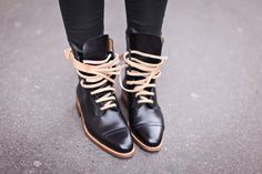 Boots by Black Dandy | Le Blog de Betty