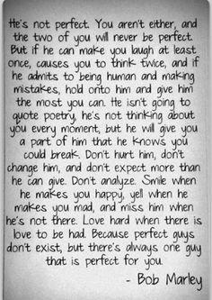 -Bob Marley