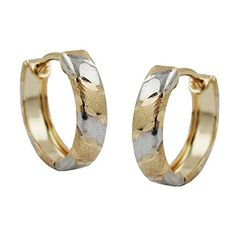 Creole, bicolor diamantiert, 9Kt GOLD Dreambase http://www.amazon.de/dp/B00H2IIC8U/?m=A37R2BYHN7XPNV