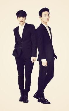JongKey My heart... Can't take it