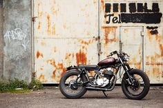 In Indonesia, custom motorcycle builders have to contend with unusually restrictive vehicle legislation. Imports are heavily regulated, and worse, the government generally limits the maximum engine size to 250 cc. So when the guys at Deus Bali heard about a beat-up Yamaha SR400 for sale,… Read more »