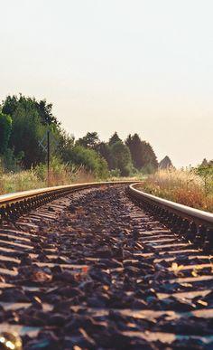 Testing production 4/12/2015 Railroad Tracks, Explore, Exploring, Train Tracks