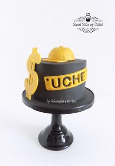 Bold & Hip Hop by Sweet Side of Cakes by Khamphet