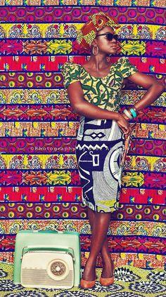 Lo mejor de la moda africana en tu clóset