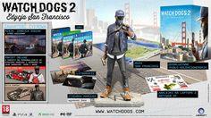 Gra PS4 Watch Dogs 2 Edycja San Francisco, PlayStation 4 - opinie, cena - sklep saturn.pl