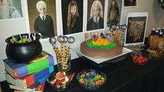 Harry Potter Birthday Party Ideas   Photo 2 of 12