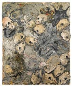 Cent Caps, by Miquel Barcreló