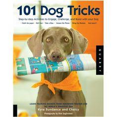 101 Dog Tricks (Paperback)  BooBoo.Fashion