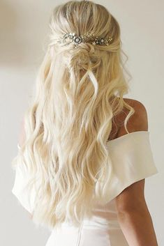 Gorgeous Wedding Hairstyles With Accessories picture 2