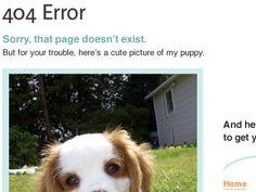 Cute Puppy 404